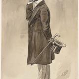 « Fatenville ». Illustration pour Fatenville, pièce de théâtre de Félix-Gabriel Marchand