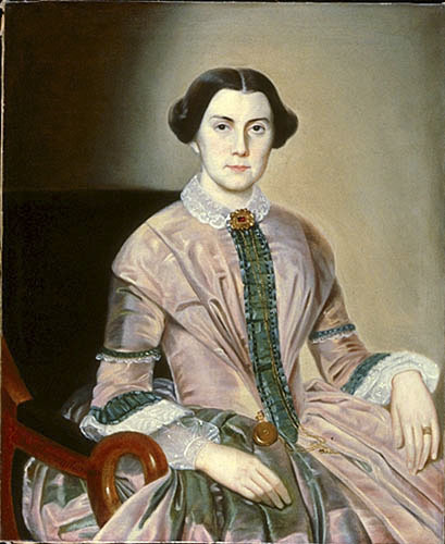 Madame Francis-Narcisse Gingras, née Émilie Guillet dit Tourangeau