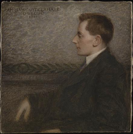Guy Delahaye, poète