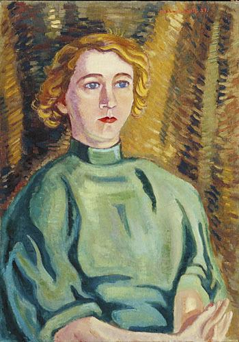 Marthe, soeur de l'artiste