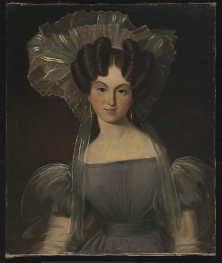 Madame Louis Moreau, née Marie-Rosalie-Élizabeth Pouliot