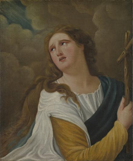 Sainte Marie-Madeleine ou La Madeleine en pleurs