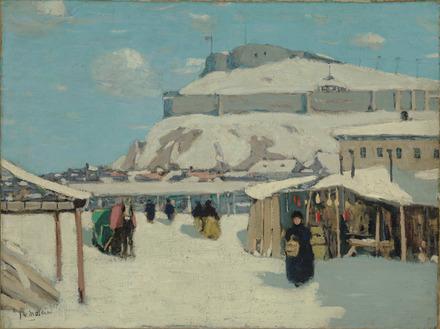 La Citadelle, Québec