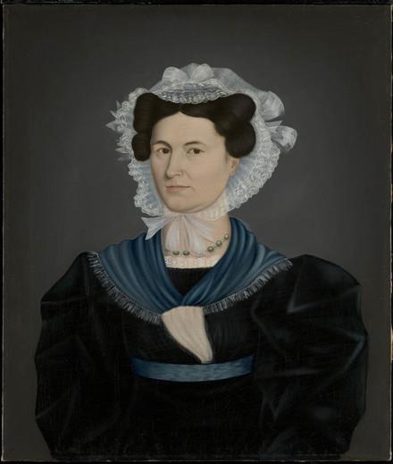 Madame Alexis Lesieur Desaulniers, née Lucie Bélair