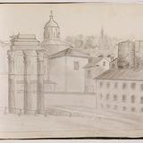 Temple de Castor et Pollux, Rome