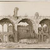 La Basilique de Maxence et Constantin, Rome