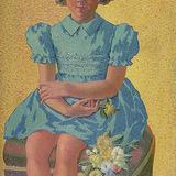 Portrait d'une fillette