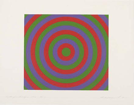Rythmique stochastique 1964, de l'album «Tousignant»