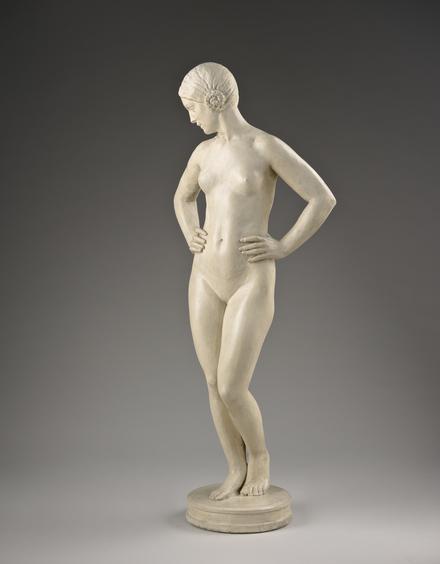 Mademoiselle A. C., danseuse d'Oslo