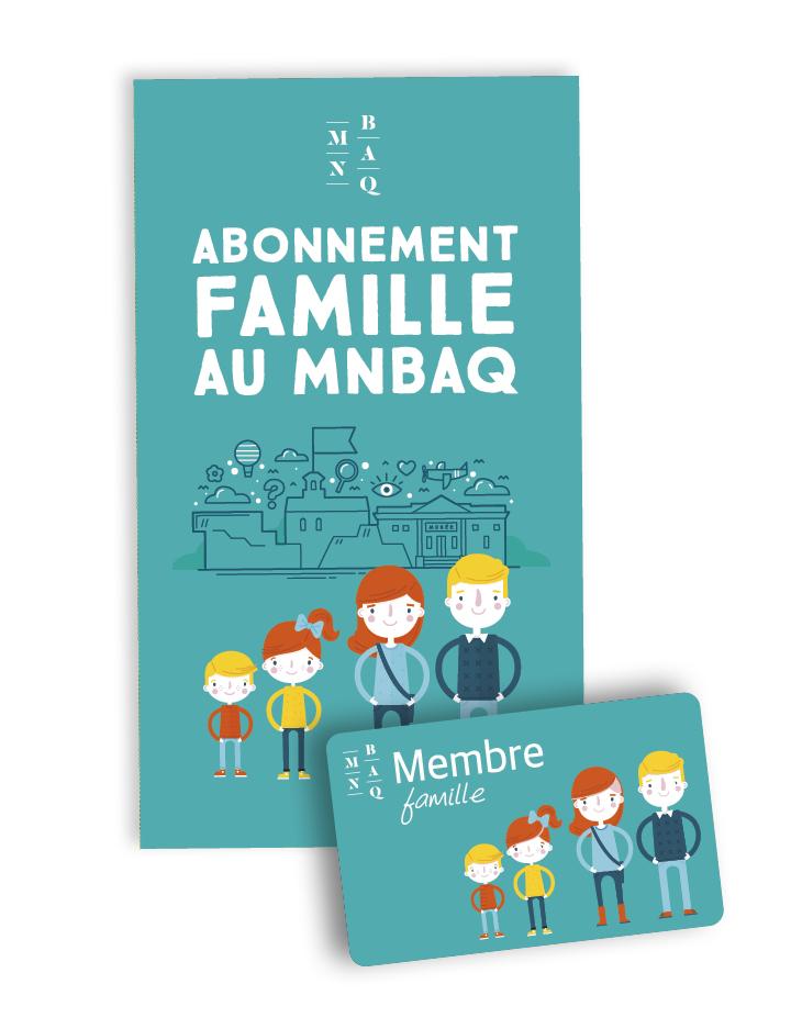 Abonnement famille