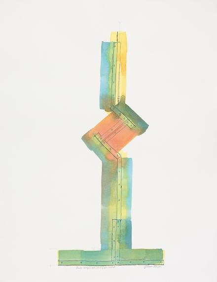 Étude d'après ma sculpture métal