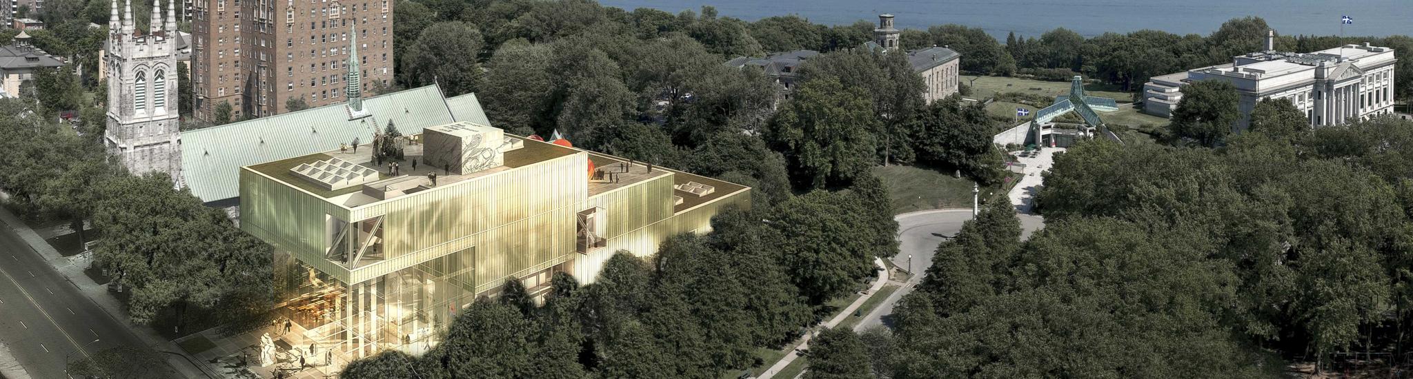 Site Et Architecture à Propos Mnbaq
