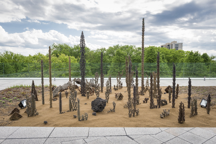 Le Jardin du sculpteur