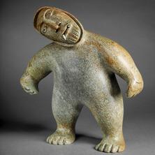 Parcours numérique. Art inuit. La collection Brousseau. Ilippunga