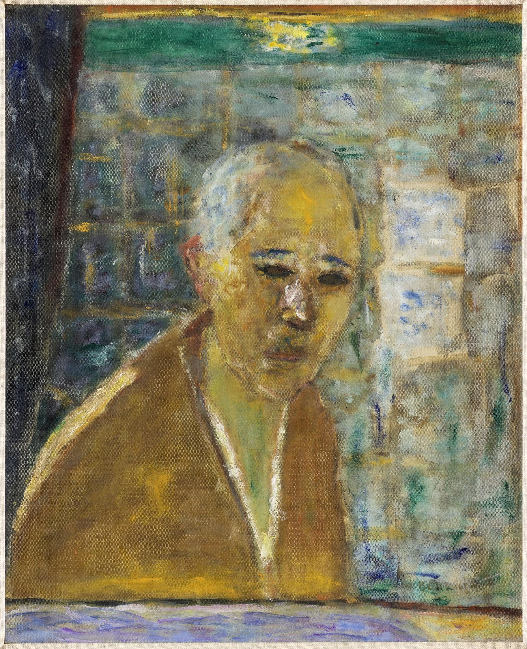Bonnard - autoportrait