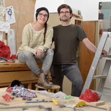 Atelier avec Pierre&Marie