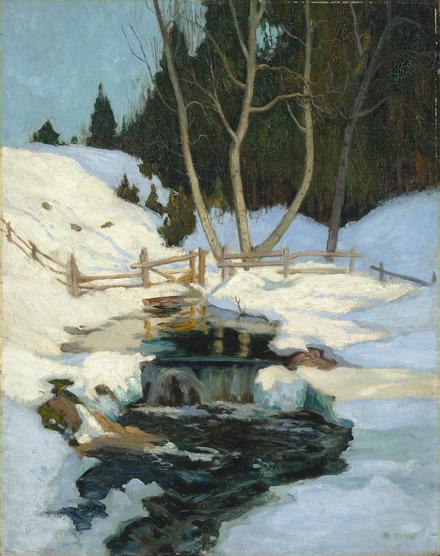 La Fonte des neiges