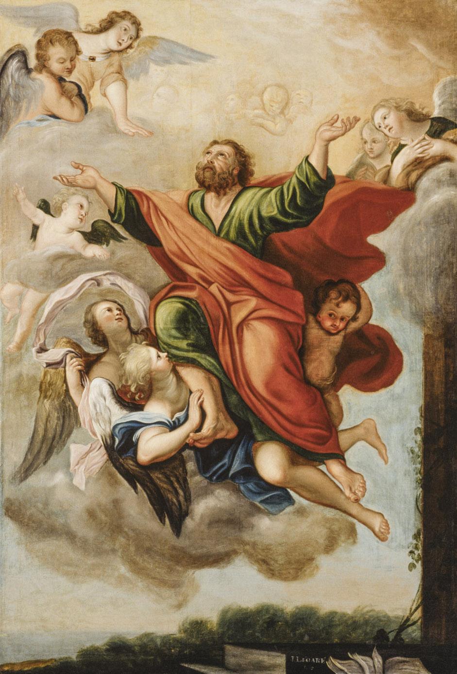L'Apothéose de saint Paul