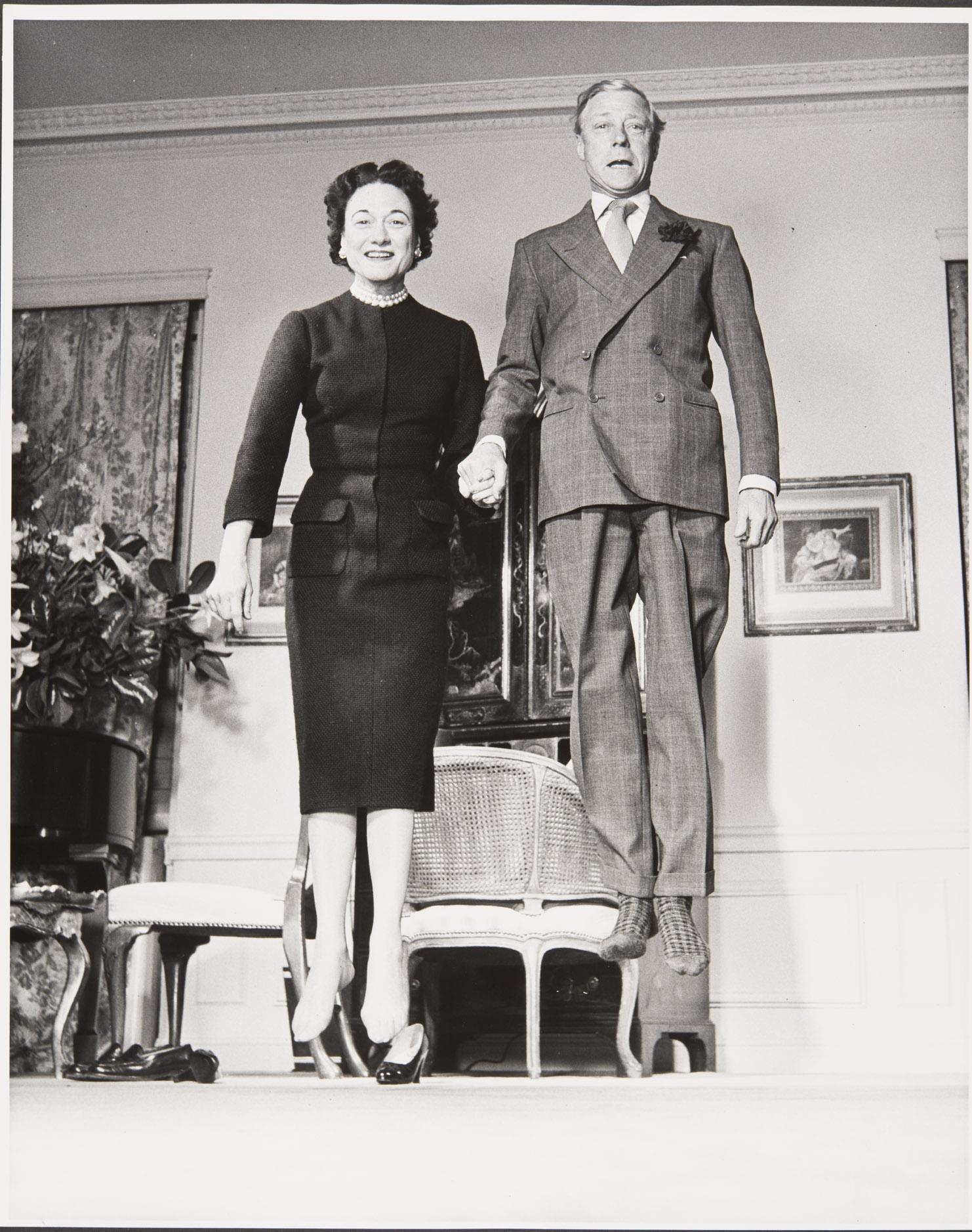 Duc et Duchesse de Windsor