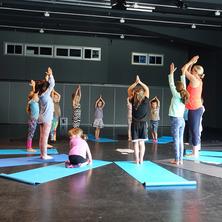 Yoga-danse pour enfants