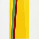 Verticales jaunes 1958, de l'album «Claude Tousignant»