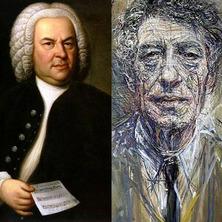 Giacometti et Bach: variations sur un thème