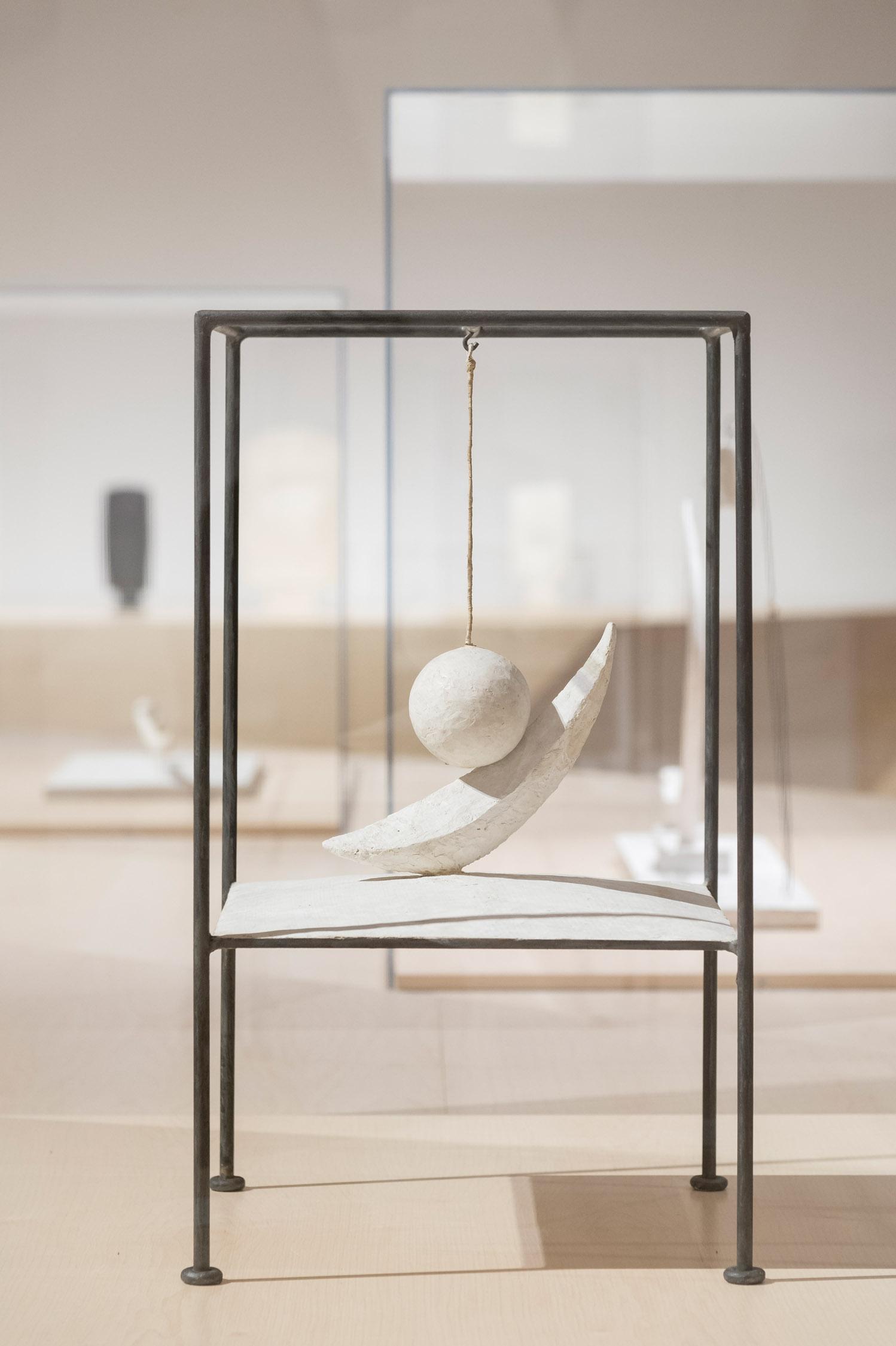 Boule suspendue de Giacometti