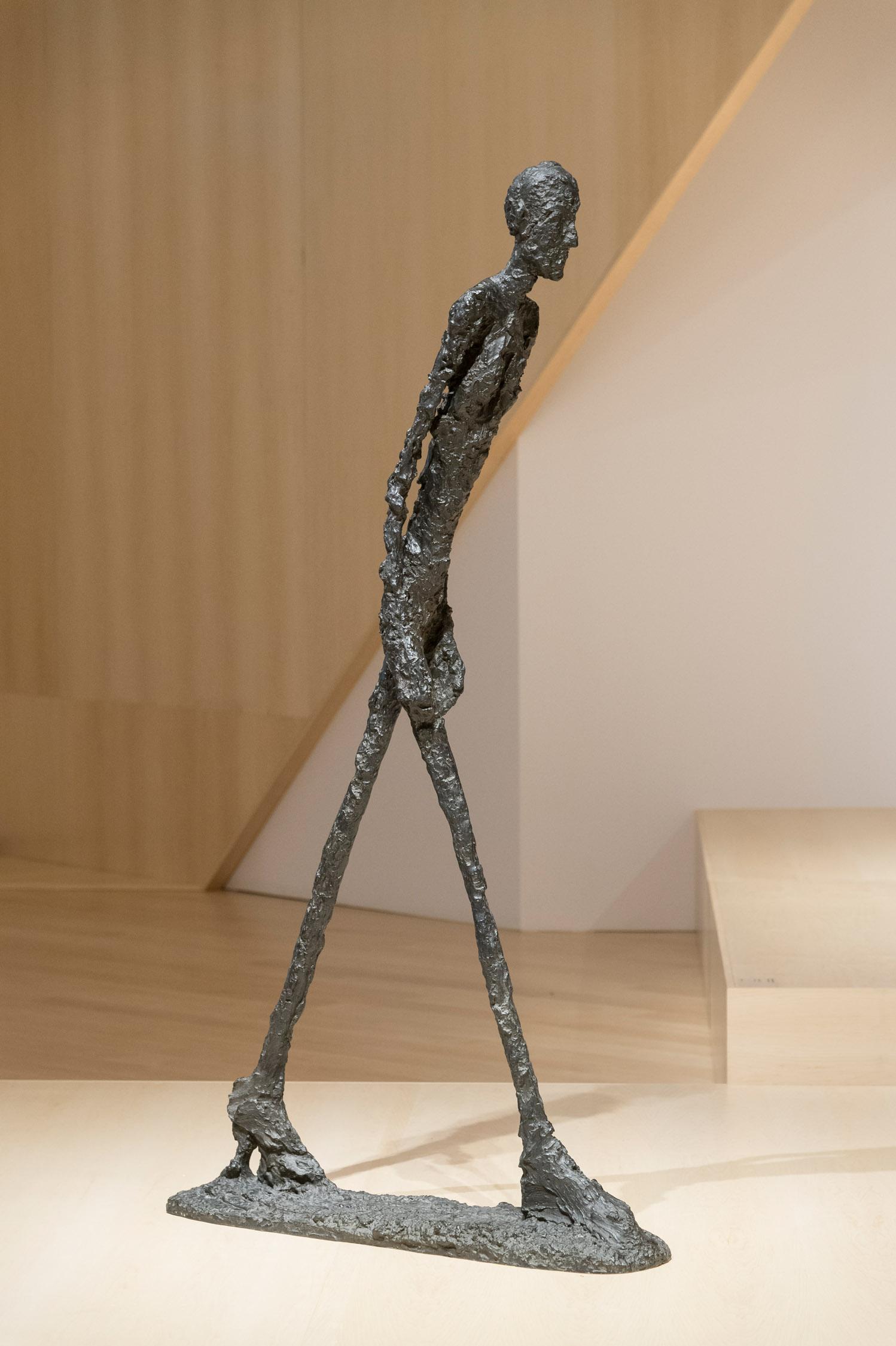 Homme qui marche de Giacometti