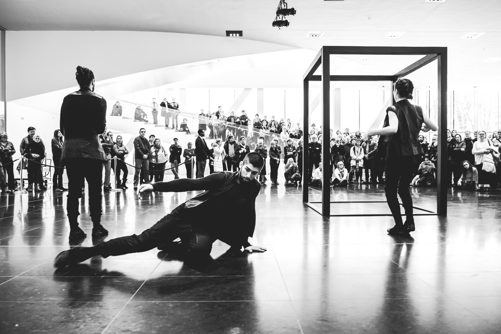 Danser Giacometti