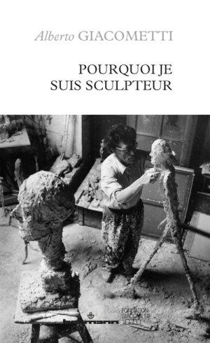 """Couverture """"Pourquoi je suis sculpteur"""""""