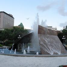L'art public au fil de l'eau
