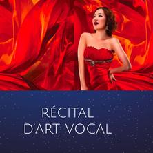 Récital d'art vocal