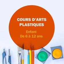 Série de cours d'arts plastiques (automne 2018)