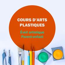 Série de cours d'arts plastiques