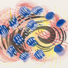 Peindre le rythme
