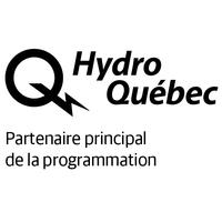 Hydro-Québec - partenaire principal de la programmation