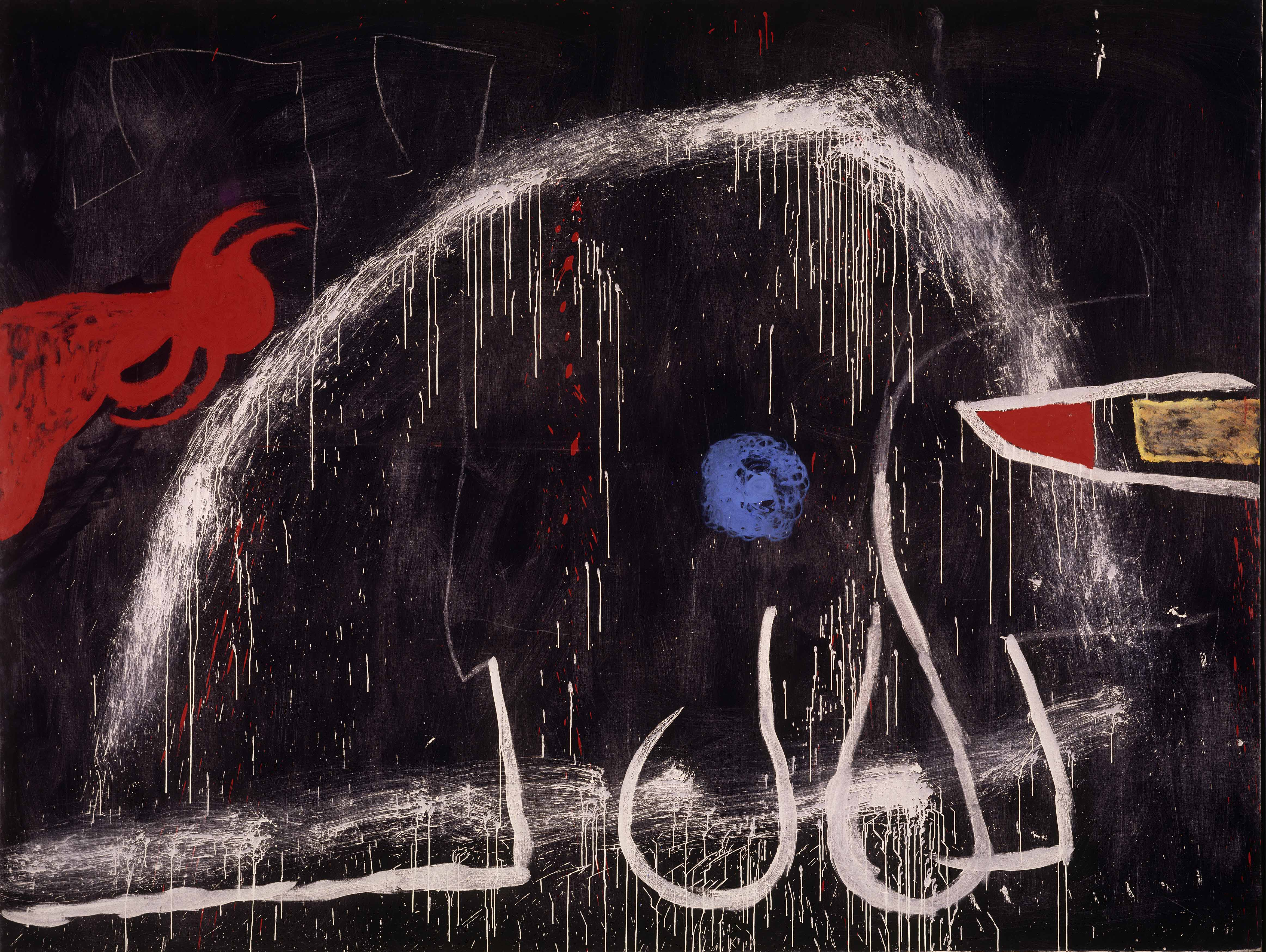 Miró, Sans titre (1974)