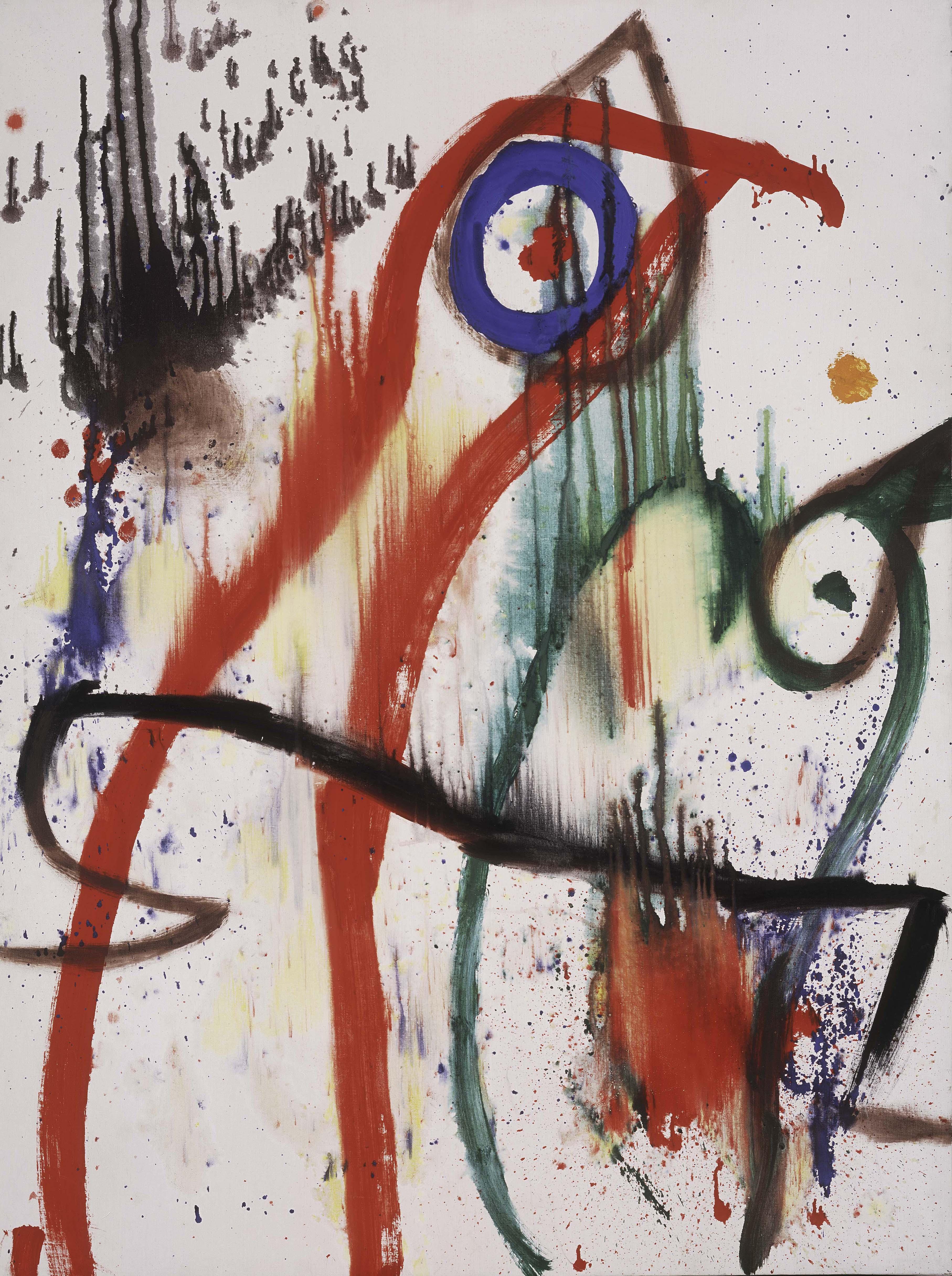 Miró, Sans titre (1973-78)