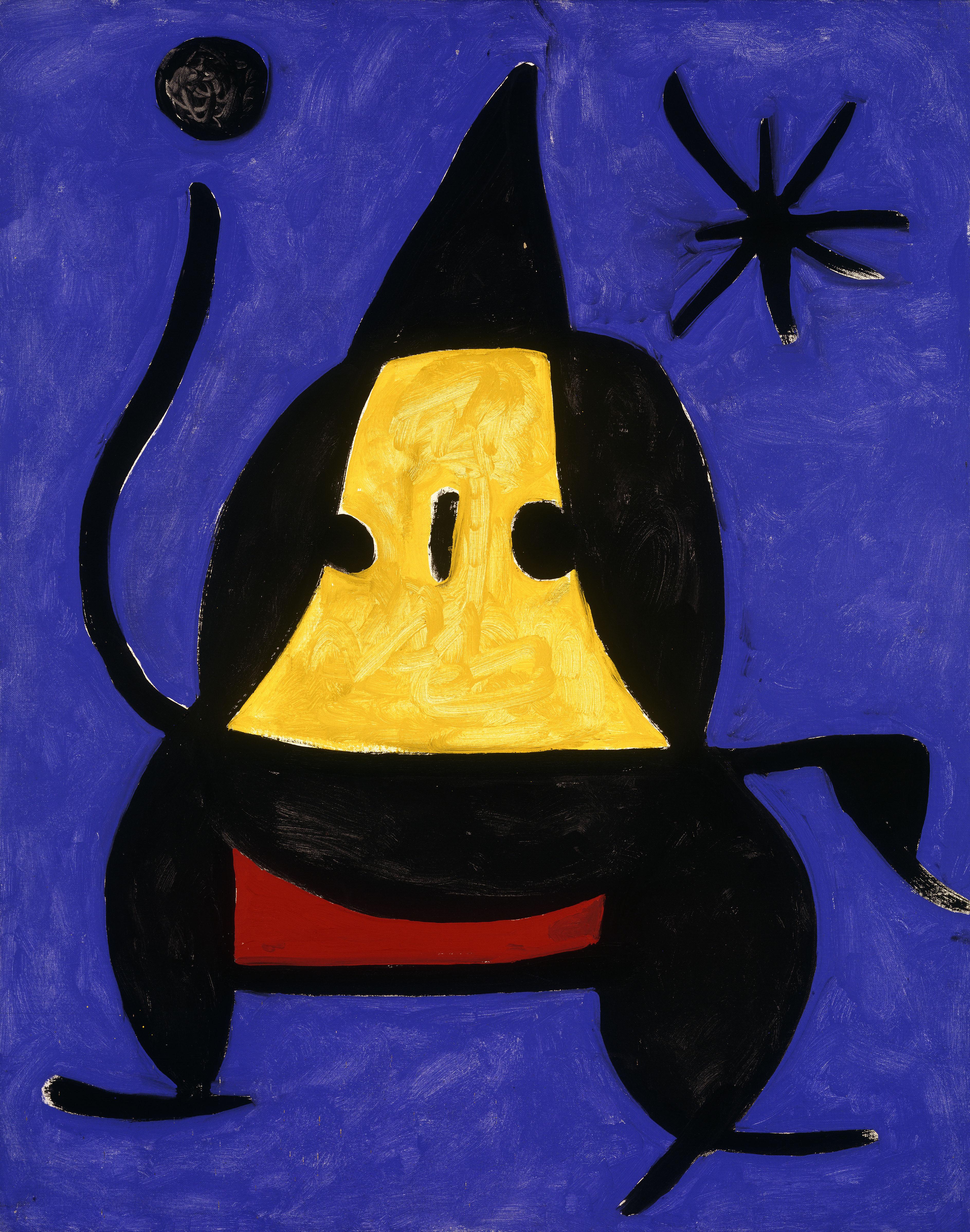 Miró, Sans titre (1978)
