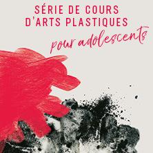 Séries de cours d'arts plastiques pour adolescents (hiver 2020)