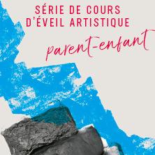 Série de cours d'arts plastiques pour enfants (hiver 2020)