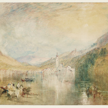 Les vendredis causerie sur J.M.W. Turner